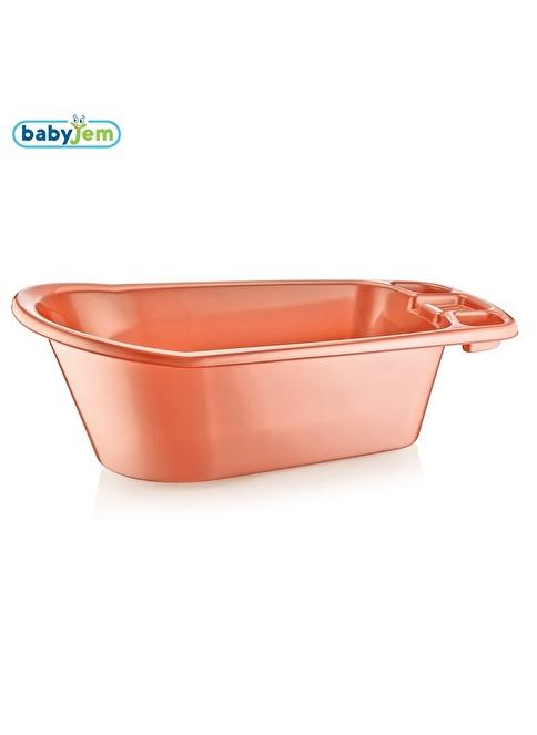 Baby Jem Babyjem Bebek Banyo Küveti  Oranj